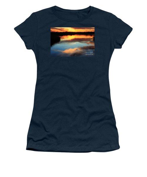 Guana River Sunset Women's T-Shirt