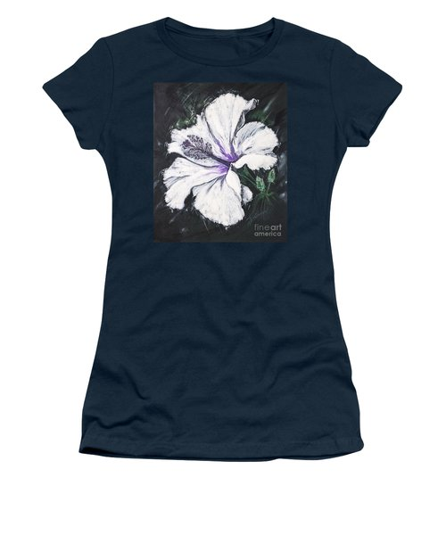 Happy Hibiscus Women's T-Shirt