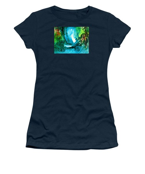 Hidden In The Stream Women's T-Shirt