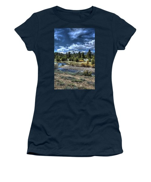 Hope Valley Wildlife Area 2 Women's T-Shirt