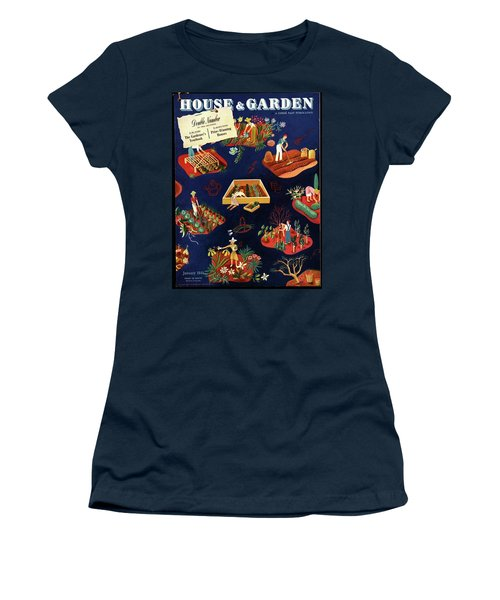 House And Garden The Gardener's Yearbook Cover Women's T-Shirt