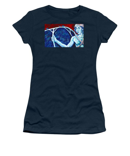 Icarus Women's T-Shirt (Athletic Fit)