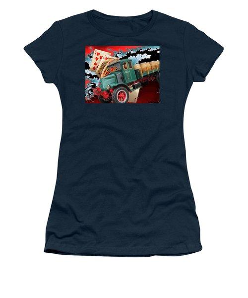 In A Dream Women's T-Shirt