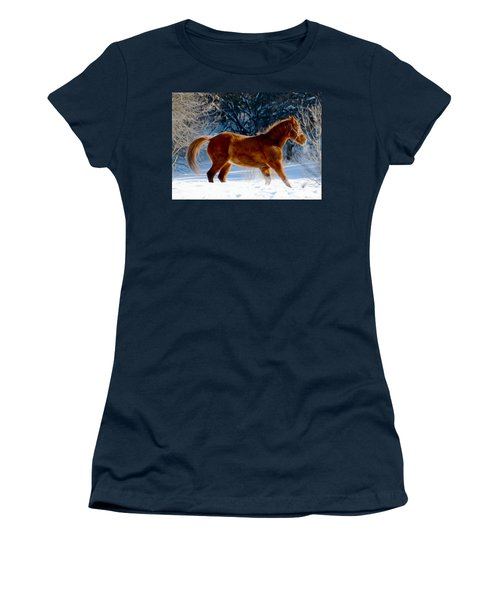 In Motion Women's T-Shirt (Athletic Fit)