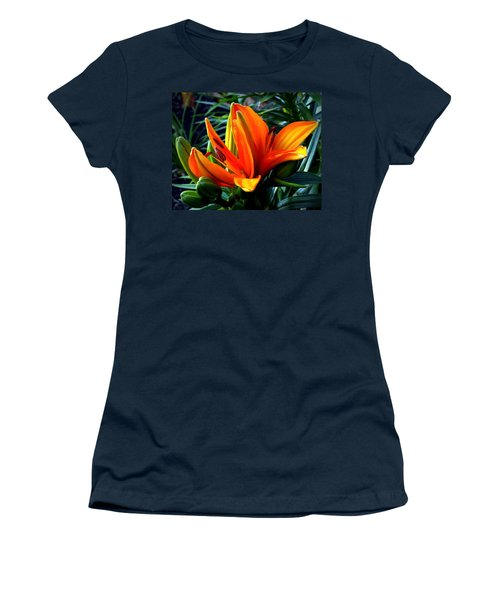 In The Tropics Women's T-Shirt (Athletic Fit)