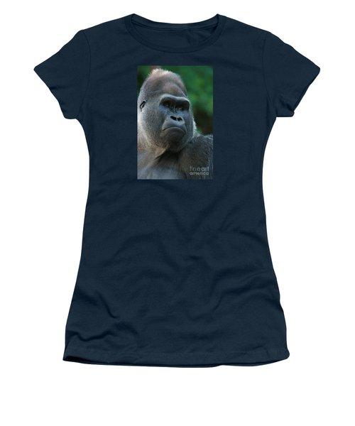 Women's T-Shirt (Junior Cut) featuring the photograph Indifference by Judy Whitton