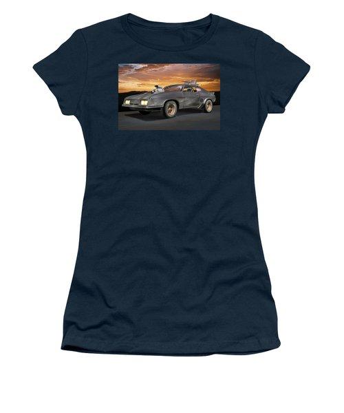 Interceptor II Women's T-Shirt (Junior Cut) by Stuart Swartz