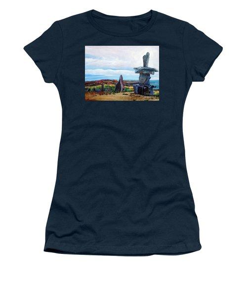 Inukshuk Women's T-Shirt