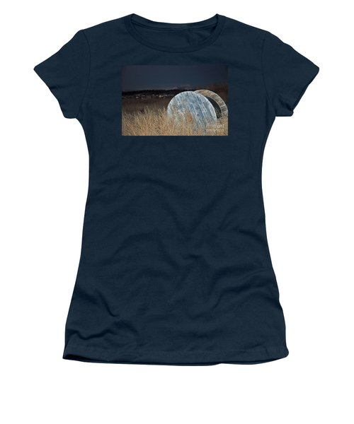 Just Before Dawn Women's T-Shirt (Junior Cut) by Minnie Lippiatt