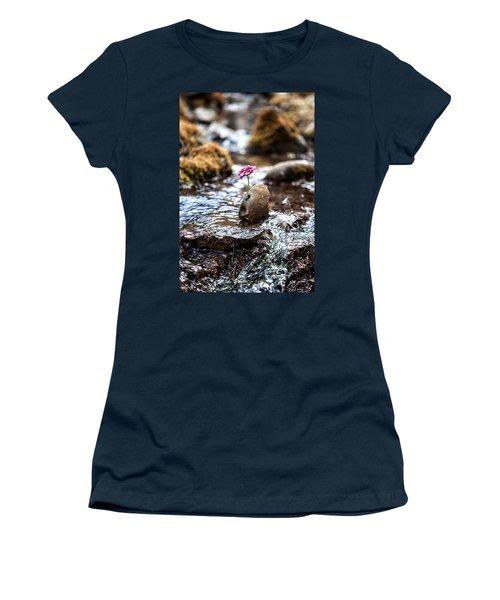 Just Let Your Love Flow Women's T-Shirt