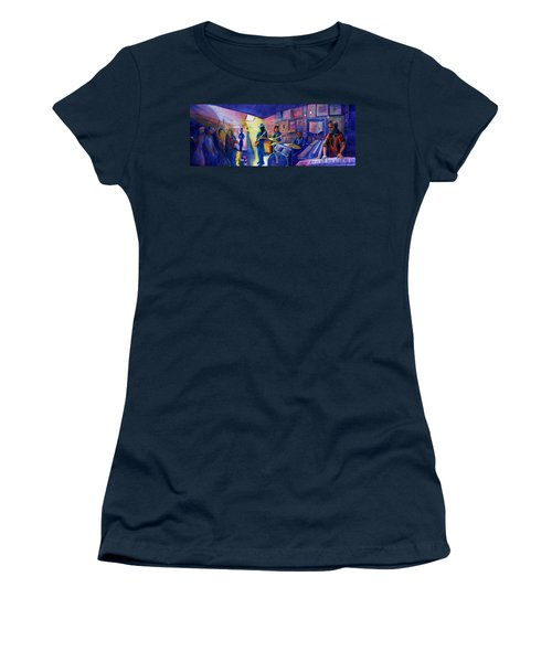 Kris Lager Band At Sanchos Broken Arrow Women's T-Shirt