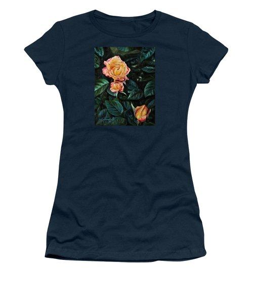 Lake J Rose Women's T-Shirt (Athletic Fit)