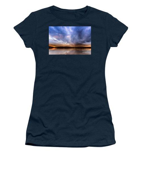 Lake Lanier Sunset Women's T-Shirt
