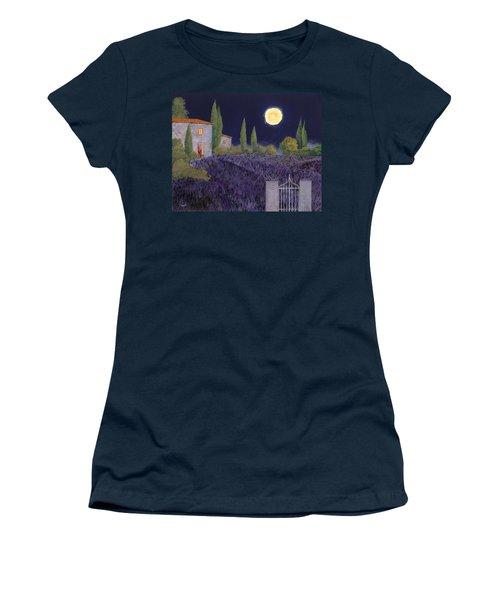 Lavanda Di Notte Women's T-Shirt