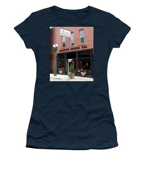 Leach's Music Women's T-Shirt