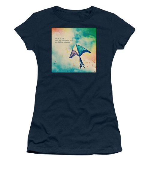 Let Me Fly Free Women's T-Shirt