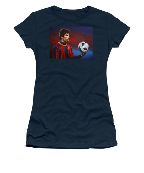 Lionel Messi 2 Women's T-Shirt