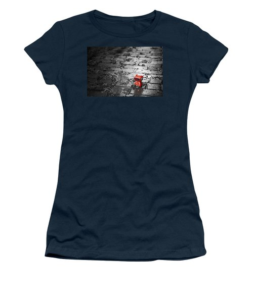 Lonely Little Robot Women's T-Shirt