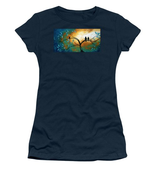Longing By Madart Women's T-Shirt
