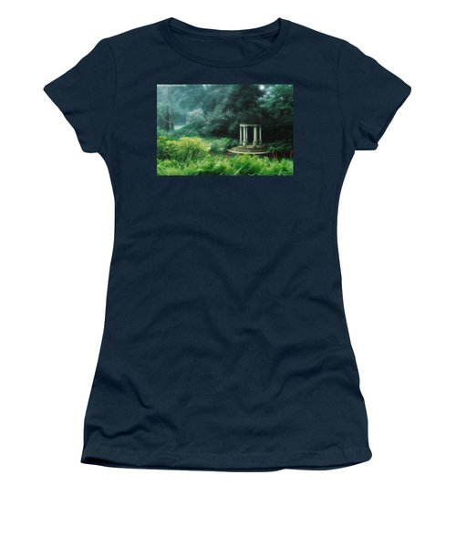 Longwood Gazebo Women's T-Shirt