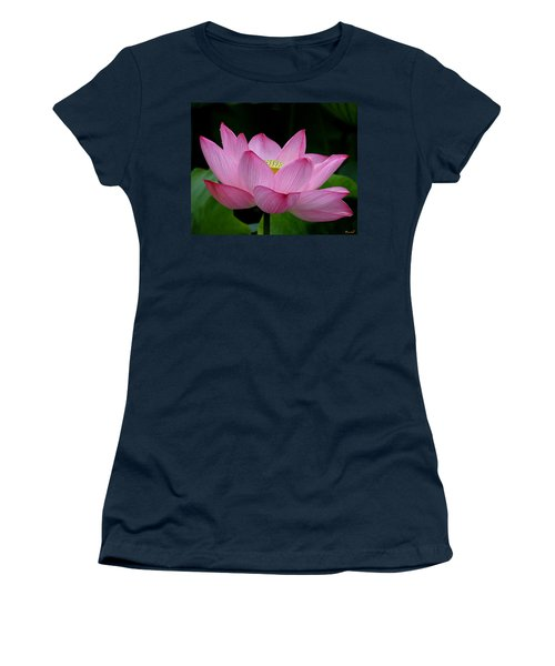 Lotus-center Of Being IIi Dl033 Women's T-Shirt