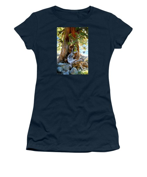 Lovely Tree Maiden Women's T-Shirt (Athletic Fit)
