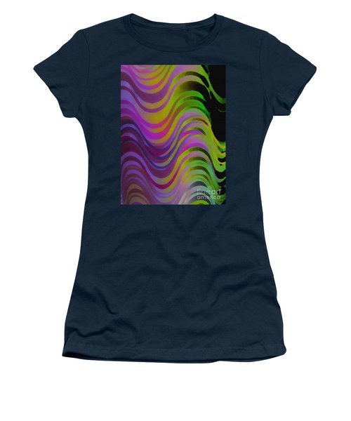 Making Waves Women's T-Shirt (Athletic Fit)