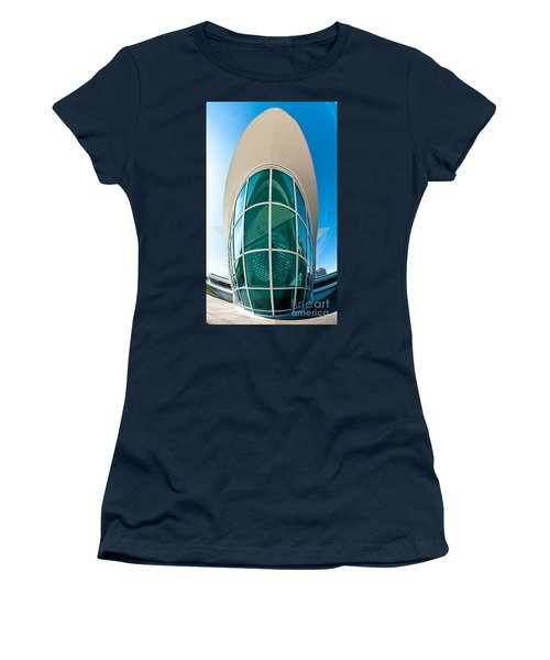 Mam Verticle Women's T-Shirt (Athletic Fit)
