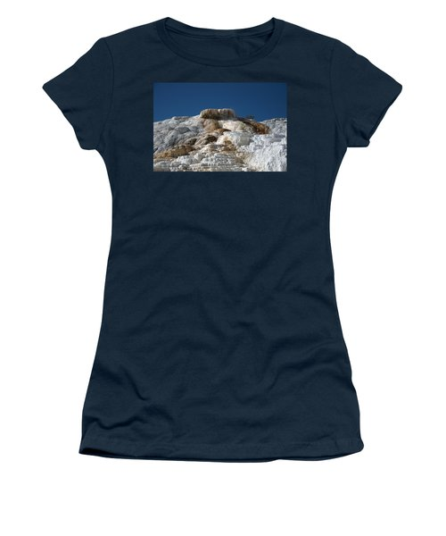 Mammoth Hotsprings 4 Women's T-Shirt