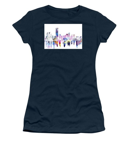 Miami Skyline Women's T-Shirt