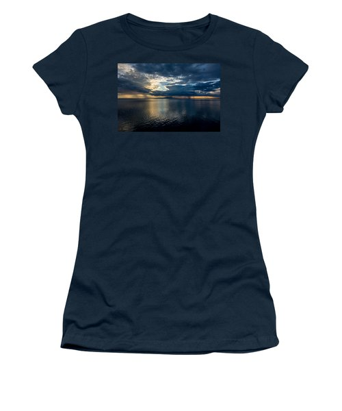 Midnight Majesty Women's T-Shirt (Junior Cut) by Andrew Matwijec