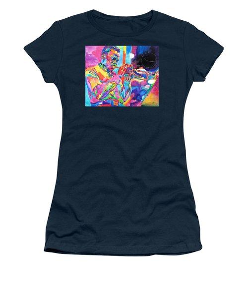 Miles Davis Bebop Women's T-Shirt