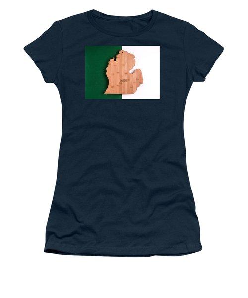Msu Inspireme Women's T-Shirt (Athletic Fit)