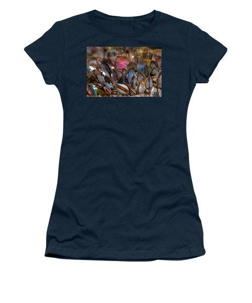 Mussels Underwater Women's T-Shirt