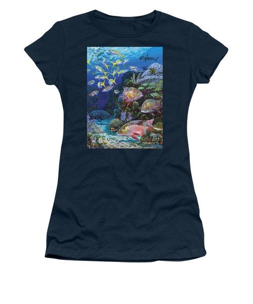 Mutton Reef Re002 Women's T-Shirt