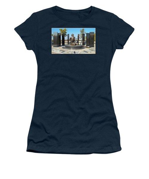 National Pow - M I A Memorial  Women's T-Shirt
