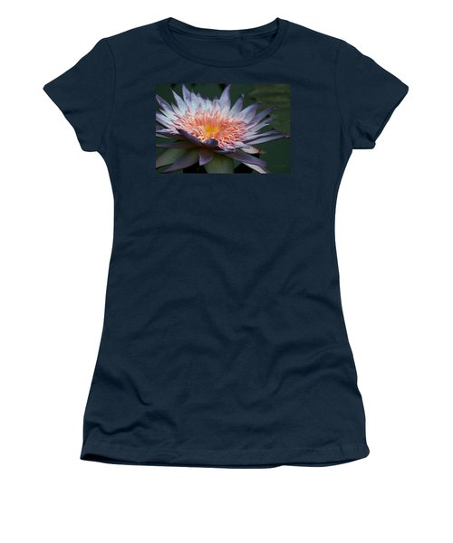 Nature's Baroque Women's T-Shirt (Junior Cut) by Yvonne Wright