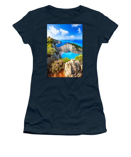 Navagio Bay Women's T-Shirt