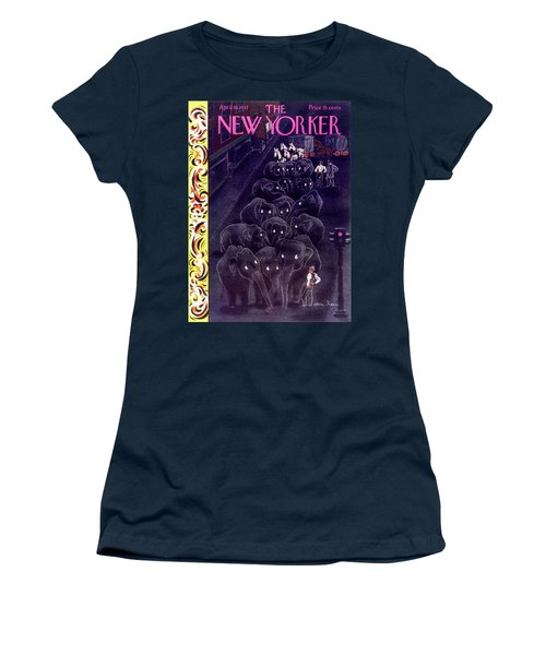 New Yorker April 10 1937 Women's T-Shirt