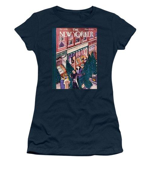 New Yorker December 21 1935 Women's T-Shirt