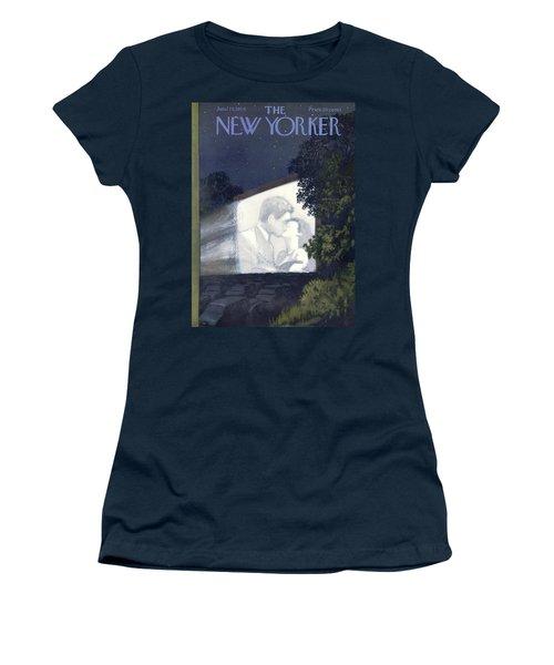 New Yorker June 19th, 1954 Women's T-Shirt