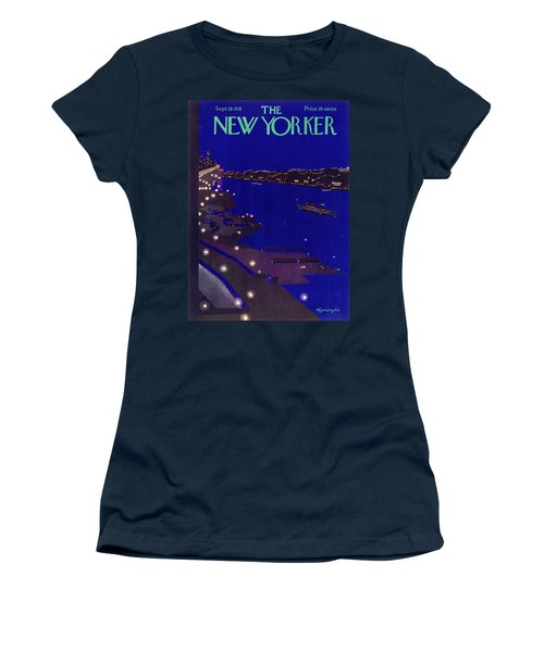 New Yorker September 19 1934 Women's T-Shirt