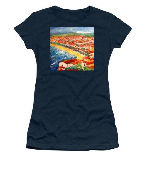 Nice La Belle Women's T-Shirt (Athletic Fit)
