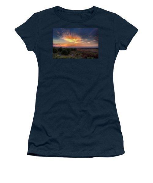 North Refuge Sunrise Women's T-Shirt