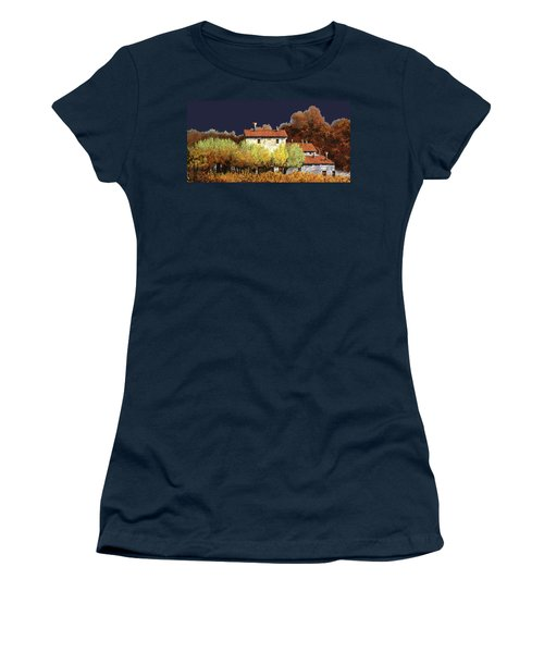 Notte In Campagna Women's T-Shirt