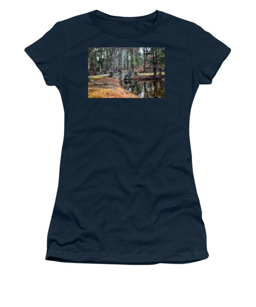 November Reflections Women's T-Shirt (Athletic Fit)