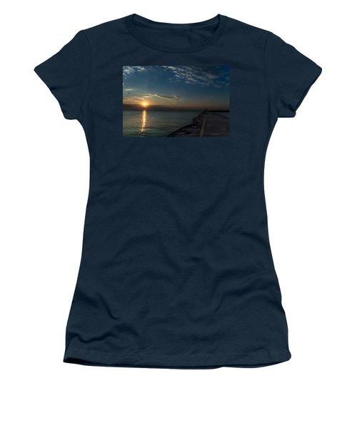 October Sunrise Women's T-Shirt