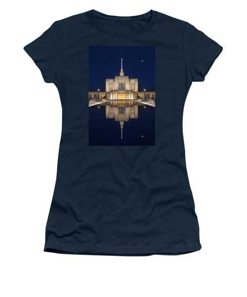 Ogden Temple Reflection Women's T-Shirt