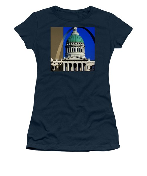 Old Courthouse Dome Arch Women's T-Shirt