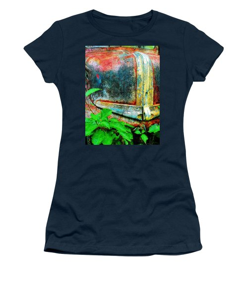 Old Ford #1 Women's T-Shirt (Junior Cut)